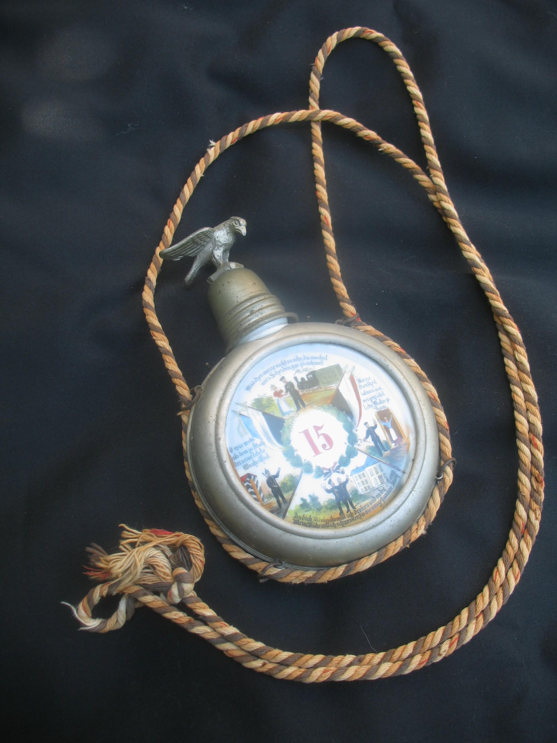 Reservistenflasche I.R 15.