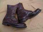 Jump boots WW2.