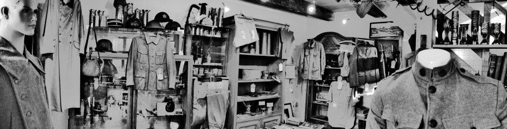 La boutique de Passé au Présent.
